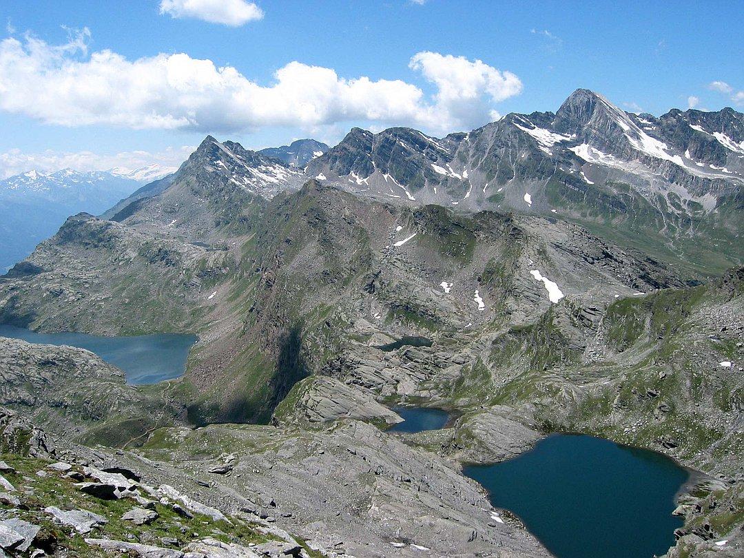 Langsee - Lago Lungo