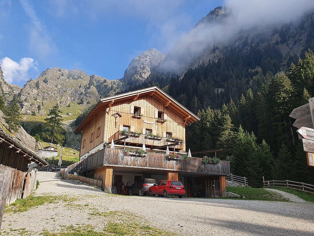 Schutzhütte Nasereit - Rifugio Nasereit