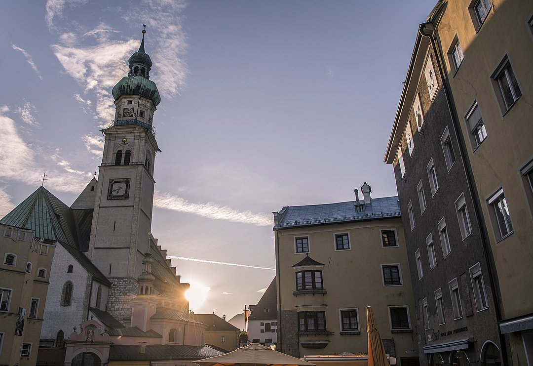Oberer Stadtplatz Hall