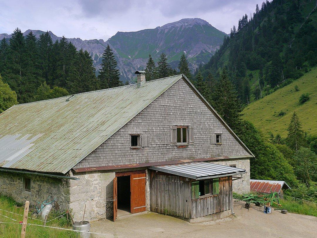 Engeratsgund Alpe