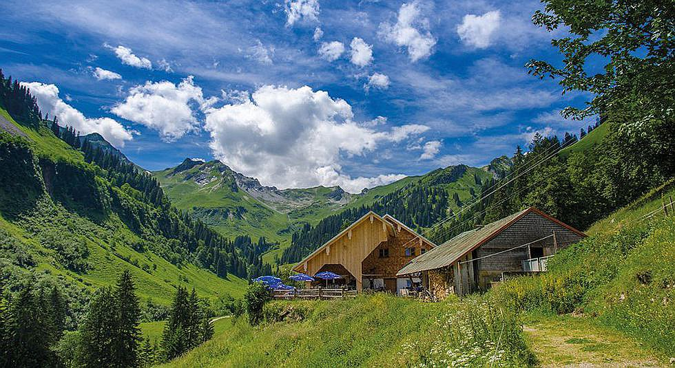 Laufbichl Alpe