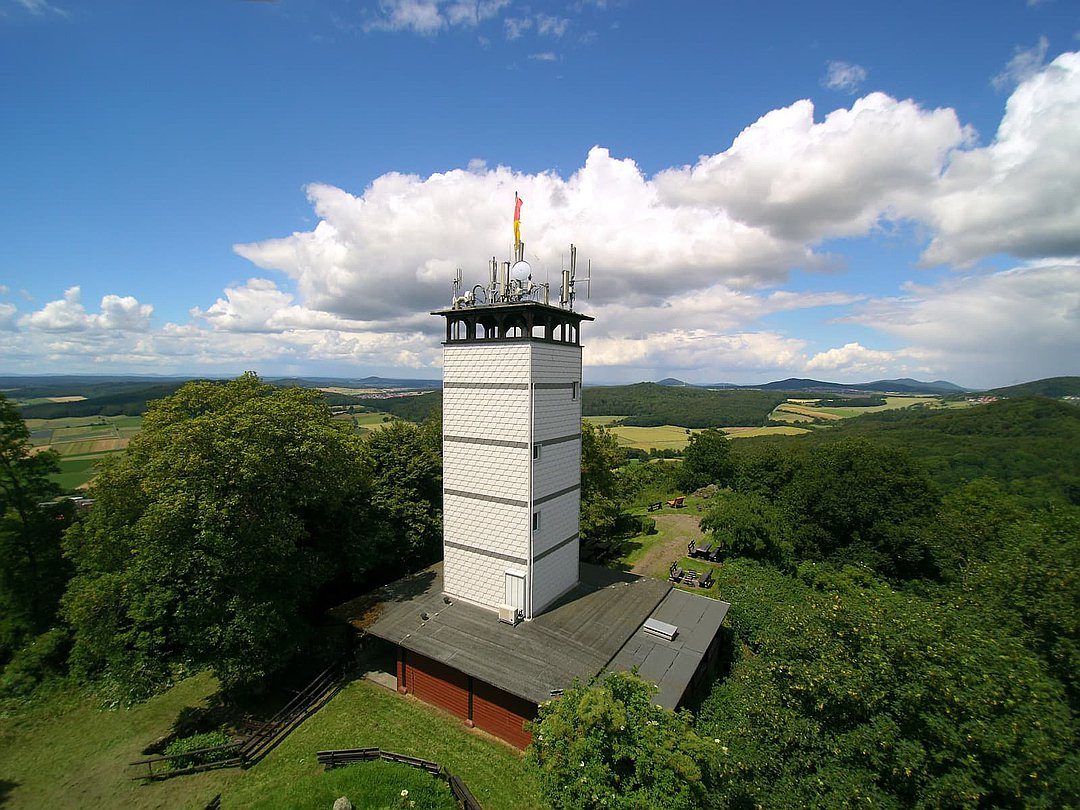 Niedensteiner Kopf (Hessenturm)