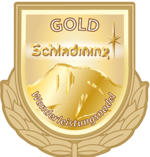 Hiking Trail Schladming - Gold
