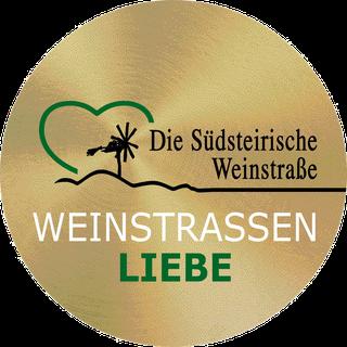 Szlak turystyczny Südsteirische Weinstraße - Weinstraßen-Liebe (Gold)