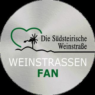 Wanderweg Südsteirische Weinstraße - Weinstraßen-Fan (Silber)