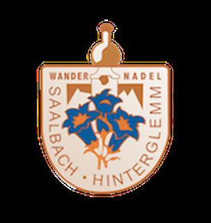 Sendero Saalbach-Hinterglemm - Abzeichen in Bronze