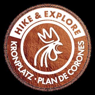 Hiking Trail Kronplatz - Bronze