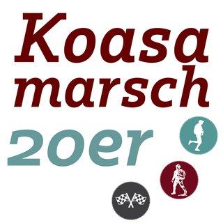 """Hiking Trail Kufstein - Koasa-Half Marathon / """"20s"""""""
