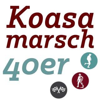 Szlak turystyczny Kufstein - Koasamarsch 40er - Classic Run