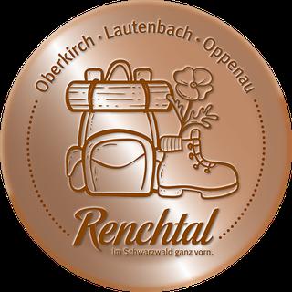 Wanderweg Ferienregion Renchtal - Bronze