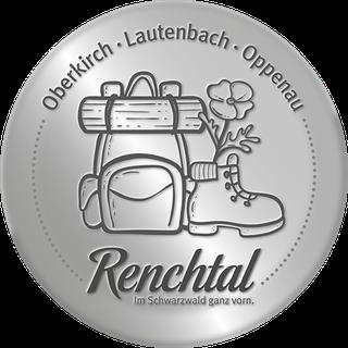 Hiking Trail Ferienregion Renchtal - silver