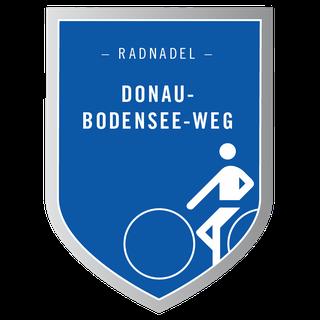Wanderweg Ferienregion Oberschwaben-Allgäu - Donau-Bodensee-Radweg