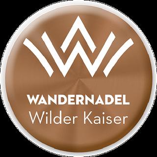 Sentier de randonnée Wilder Kaiser - Wandernadel Bronze
