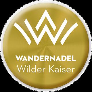 Wanderweg Wilder Kaiser - Wandernadel Gold