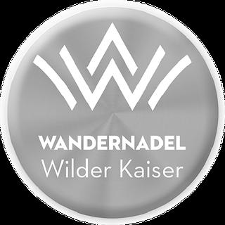 Hiking Trail Wilder Kaiser - Wandernadel Silber