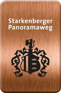 Wanderweg Outdoorregion Imst - Starkenberger Panoramaweg - bronze