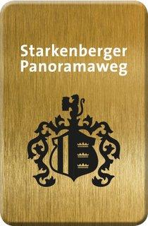 Wanderweg Ferienregion Imst - Starkenberger Panoramaweg - gold