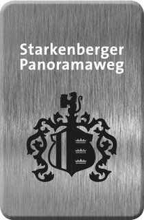 Wanderweg Outdoorregion Imst - Starkenberger Panoramaweg - silber