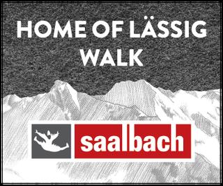 Wanderweg Saalbach-Hinterglemm - Home of Lässig Walk