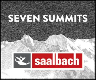 Sendero Saalbach-Hinterglemm - Seven Summits