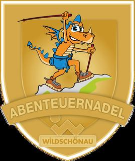 Wanderweg Wildschönau - Erlebnis-Wandernadel in Gold