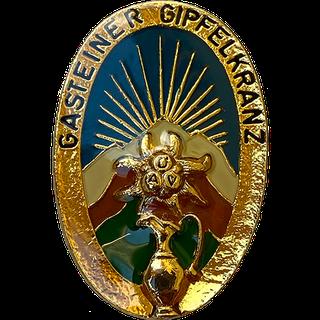 Hiking Trail Gastein - Gastein Summit Crown