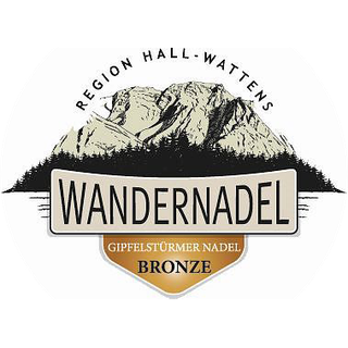Hiking Trail Hall-Wattens - Gipfelstürmer Bronze