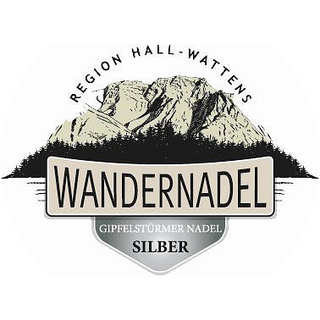 Wanderweg Hall-Wattens - Gipfelstürmer Silber
