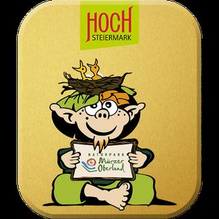Sendero HOCHsteiermark - Naturpark Mürzer Oberland Gold