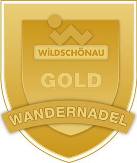 Hiking Trail Wildschönau - Gold Walking Badge