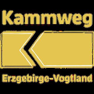 """Hiking Trail Erzgebirge - hiking pin """"gold"""""""