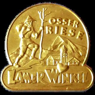 Wanderweg Lamer Winkel - Goldene Nadel