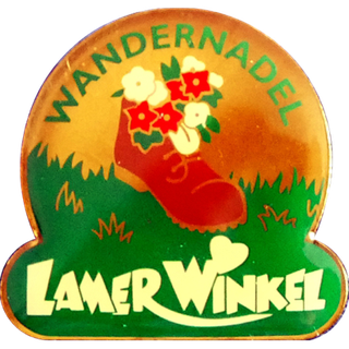 Hiking Trail Lamer Winkel - Kinder Nadel