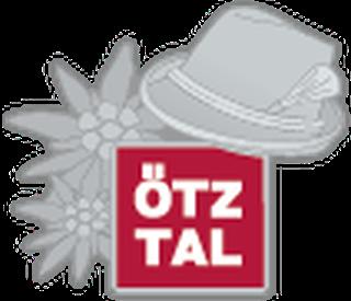 Szlak turystyczny Ötztal - Ötztaler Wandernadel in Silber