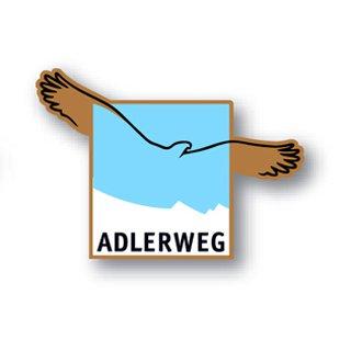 Hiking Trail Adlerweg - Eagle Walk bronze