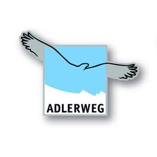 Hiking Trail Adlerweg - Eagle Walk silver