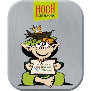 Hiking Trail HOCHsteiermark - Naturpark Mürzer Oberland Silber