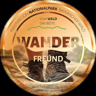 Hiking Trail Ferienregion Nationalpark Bayerischer Wald - Bronze