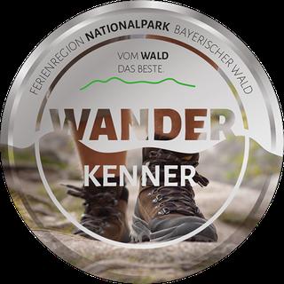 Szlak turystyczny Ferienregion Nationalpark Bayerischer Wald - Silber