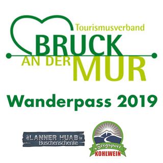 Wanderweg HOCHsteiermark - Wanderpass Bruck an der Mur 2020