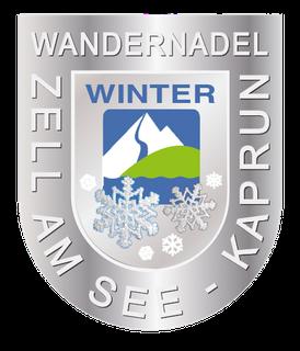 Sendero Zell am See-Kaprun - Winter Silber