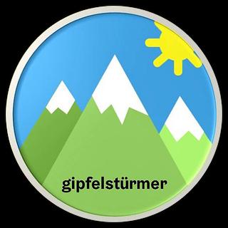 Szlak turystyczny Gipfelstürmer